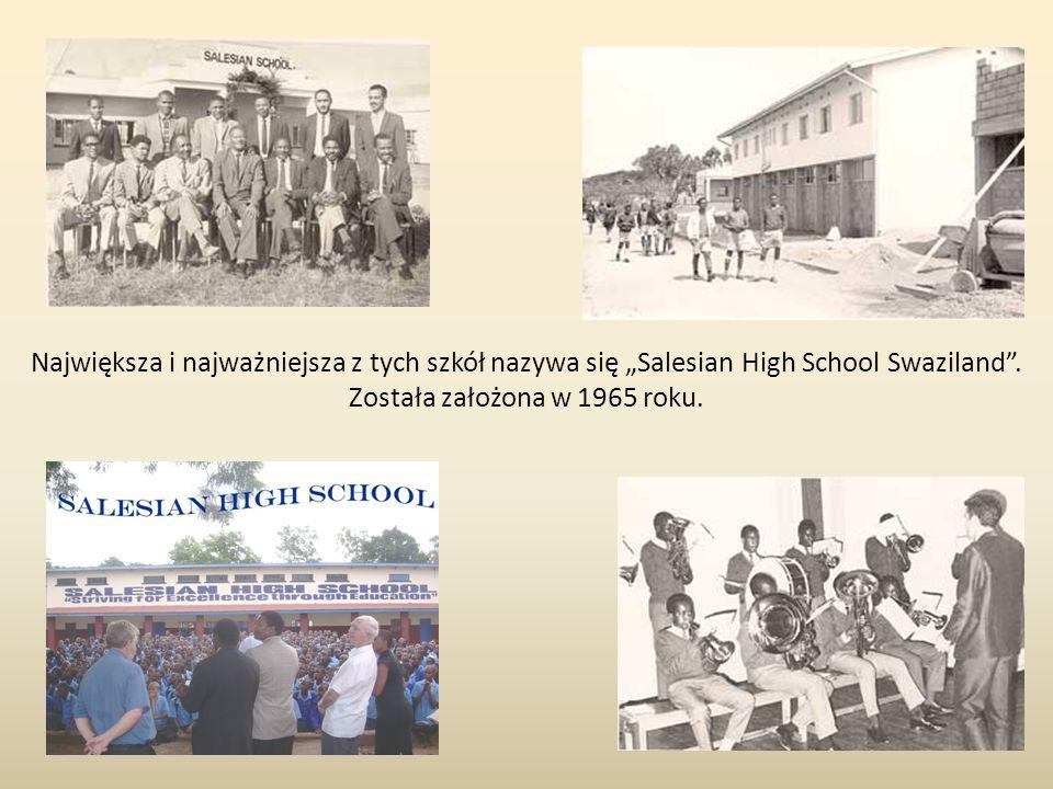 Została założona w 1965 roku.