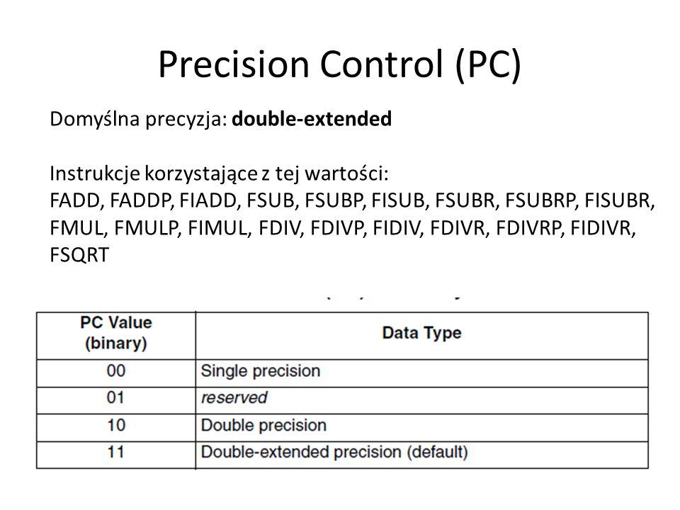 Precision Control (PC)
