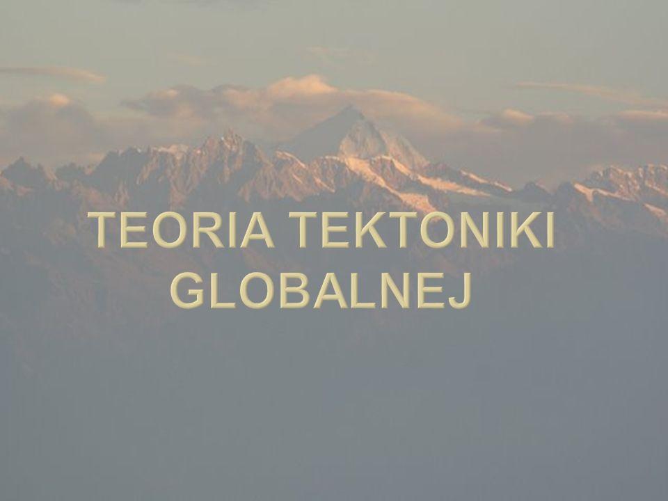 teoria tektoniki globalnej