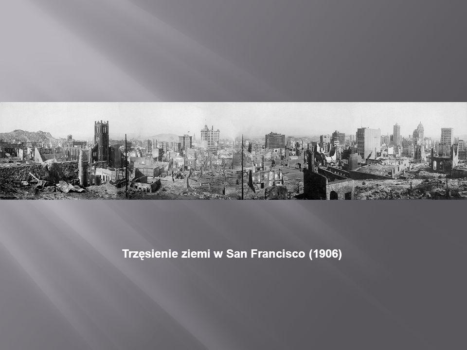 Trzęsienie ziemi w San Francisco (1906)