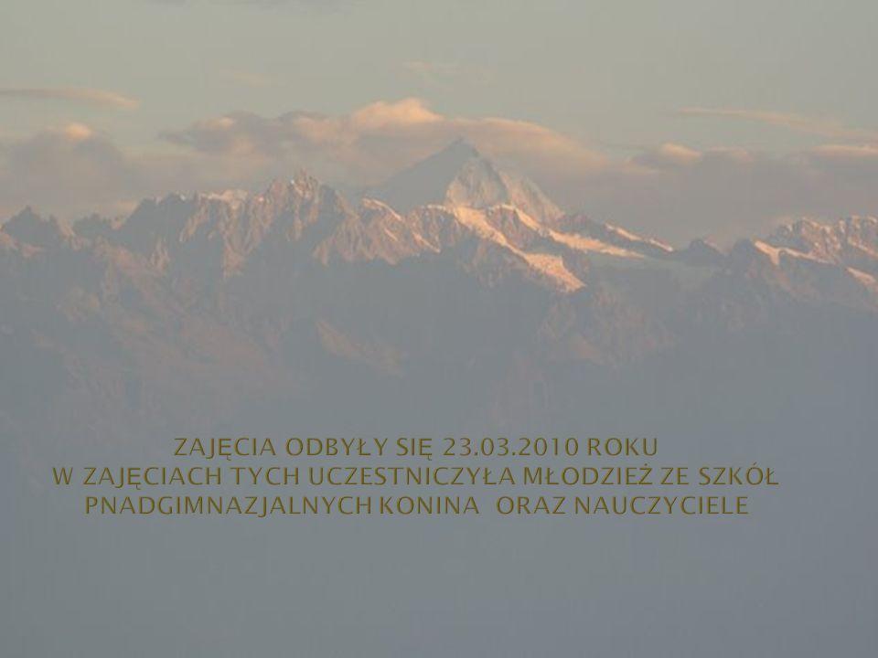 Zajęcia odbyły się 23.03.2010 roku W zajęciach tych uczestniczyła młodzież ze szkół pnadgimnazjalnych Konina oraz nauczyciele