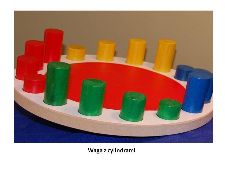 Waga z cylindrami