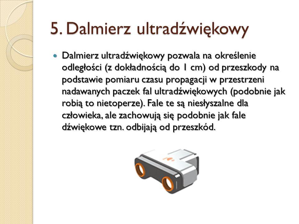 5. Dalmierz ultradźwiękowy
