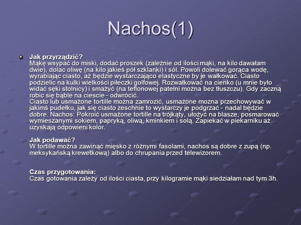 Nachos(1)