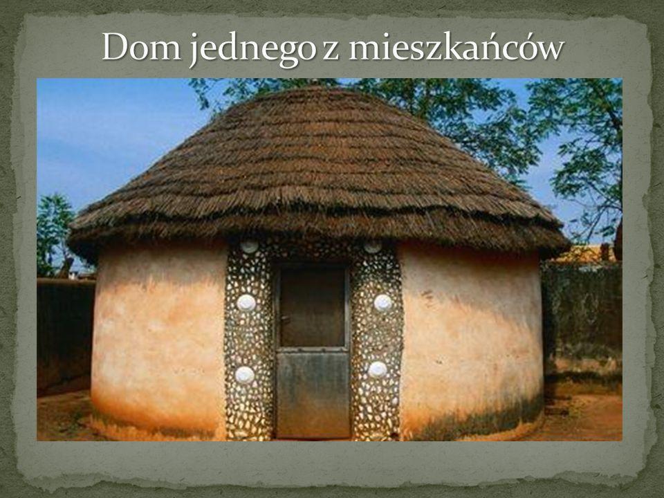 Dom jednego z mieszkańców