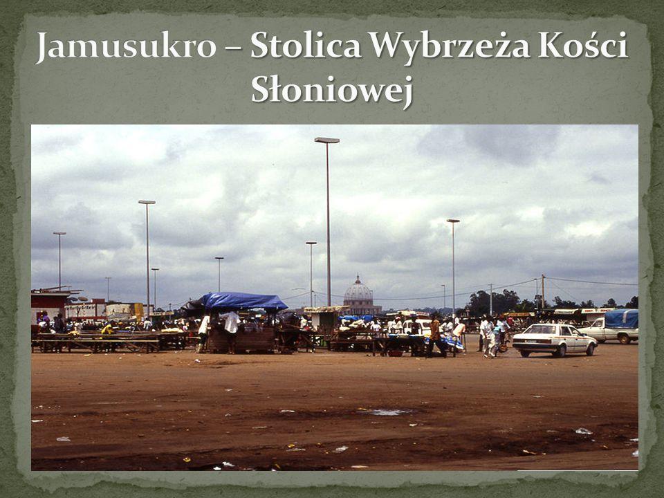 Jamusukro – Stolica Wybrzeża Kości Słoniowej