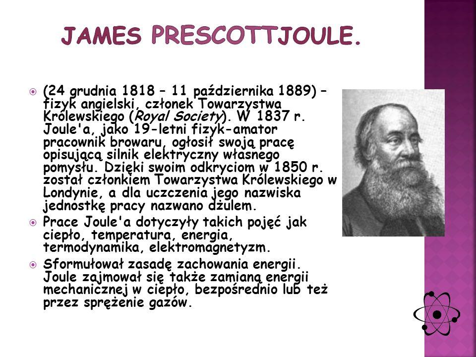 James PrescottJoule.