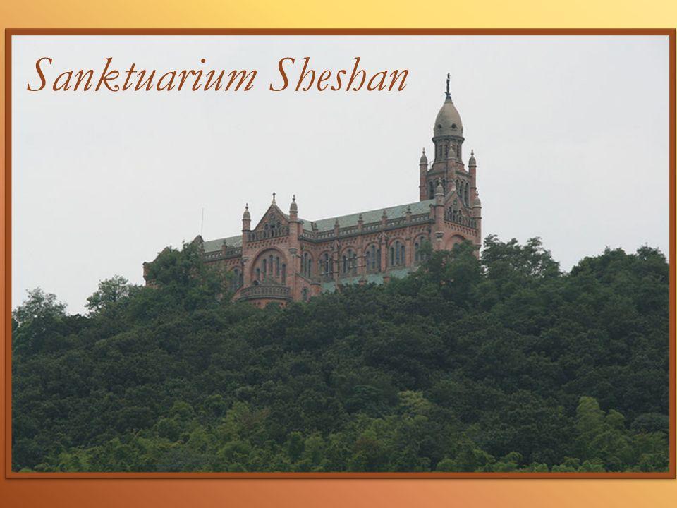 Sanktuarium Sheshan