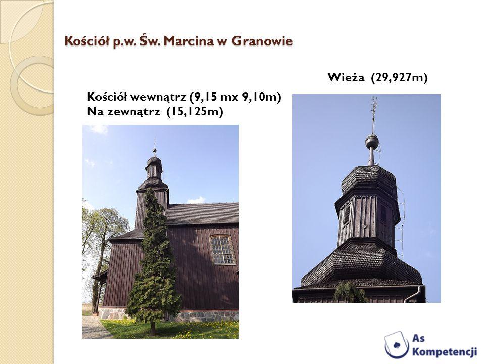 Kościół p.w. Św. Marcina w Granowie