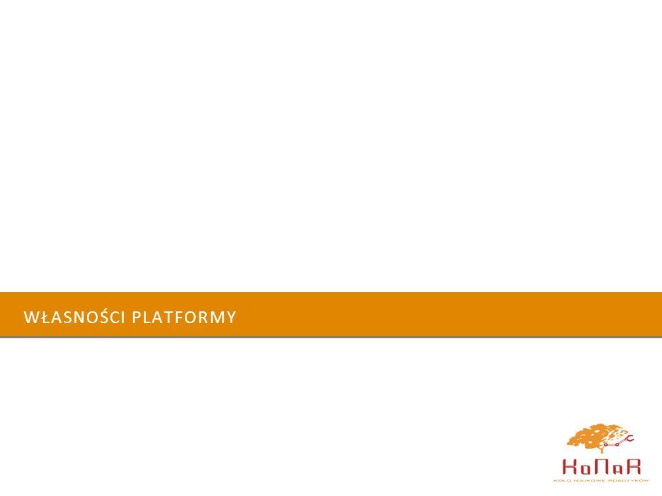 Własności Platformy