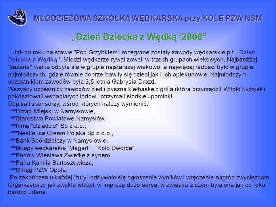 """""""Dzień Dziecka z Wędką '2008"""