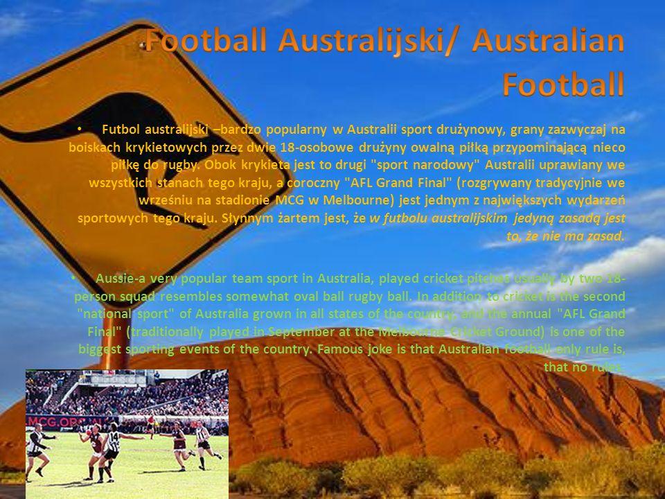 Football Australijski/ Australian Football