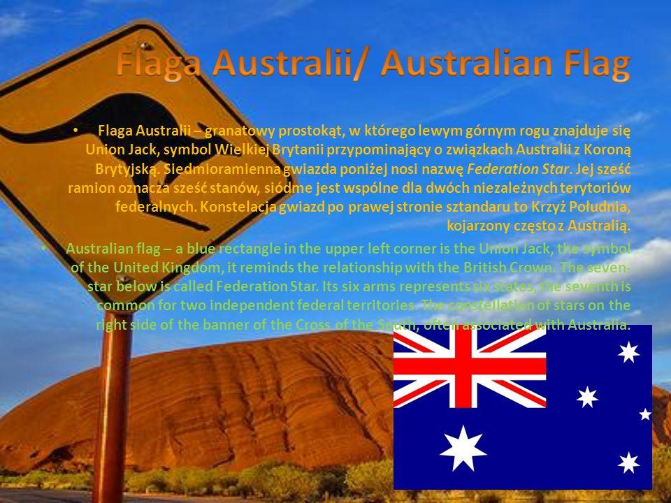 Flaga Australii/ Australian Flag