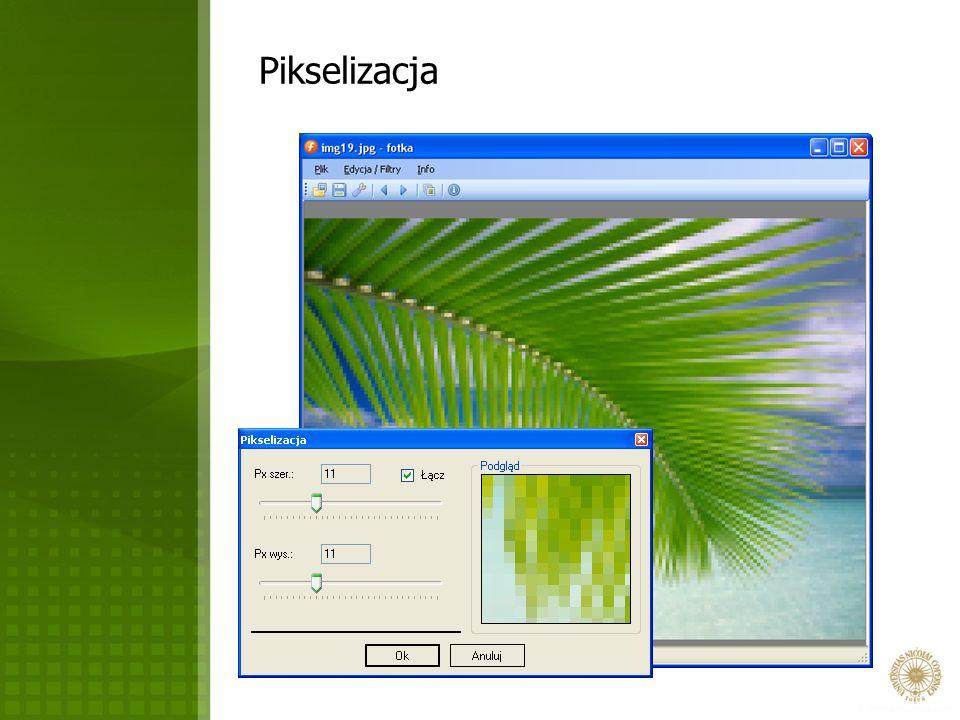 Pikselizacja