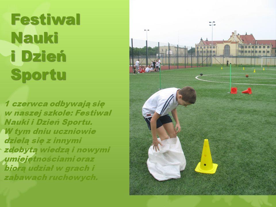 Festiwal Nauki i Dzień Sportu