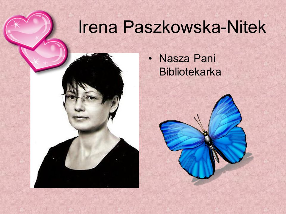 Irena Paszkowska-Nitek