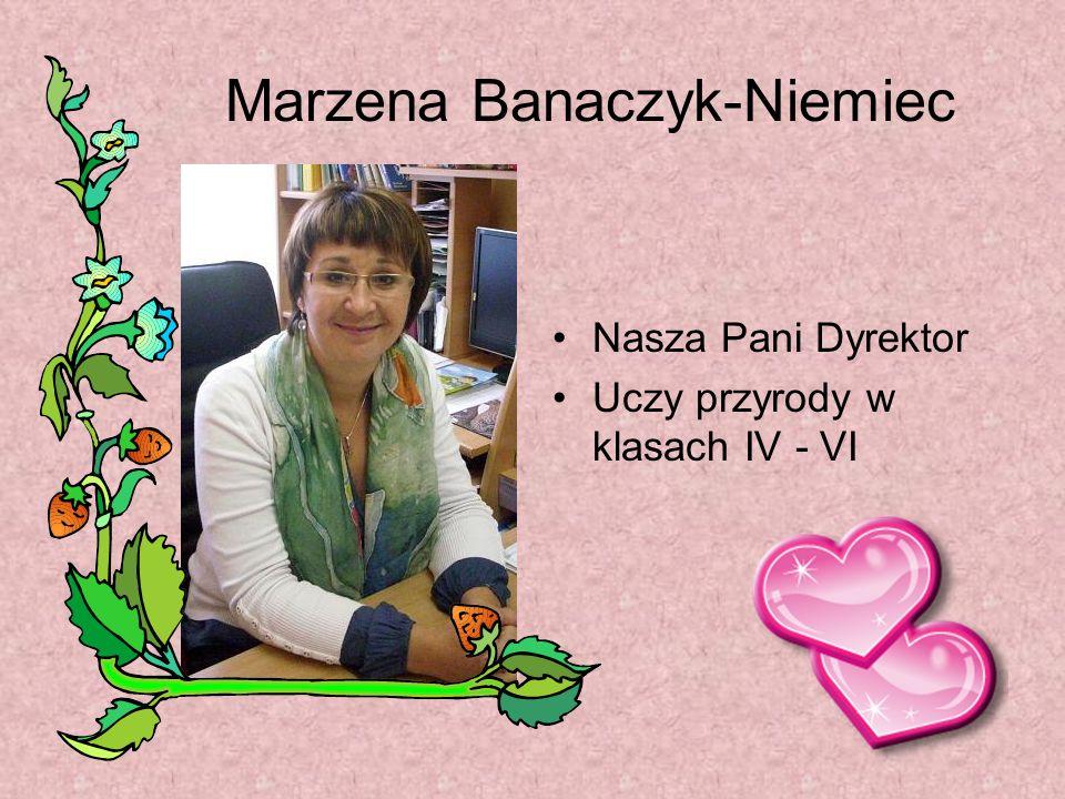 Marzena Banaczyk-Niemiec