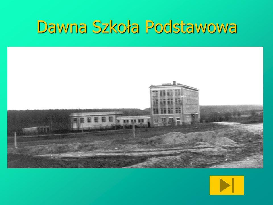 Dawna Szkoła Podstawowa