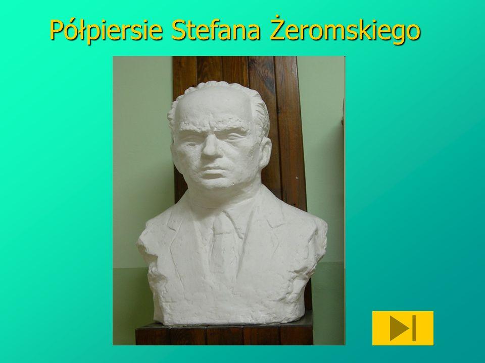 Półpiersie Stefana Żeromskiego