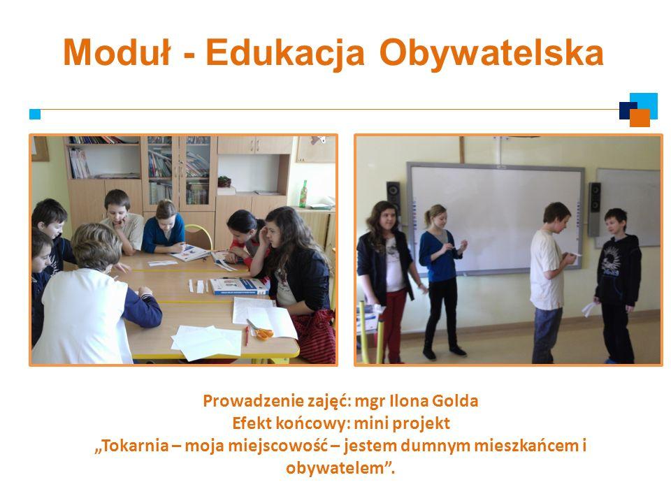 Moduł - Edukacja Obywatelska