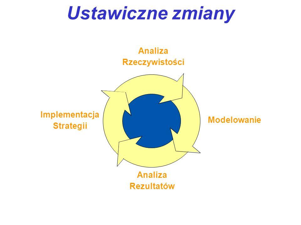 Analiza Rzeczywistości Implementacja Strategii