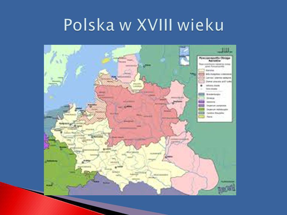 Polska w XVIII wieku