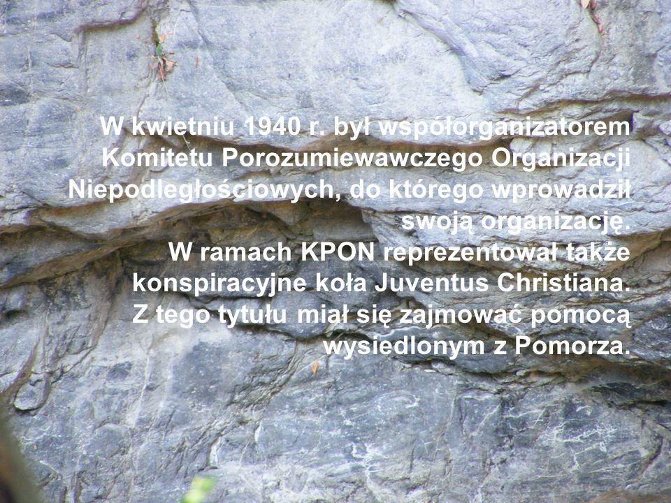 W kwietniu 1940 r.