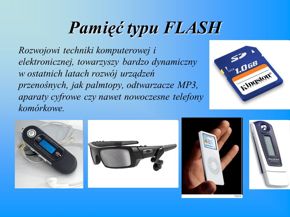 Pamięć typu FLASH