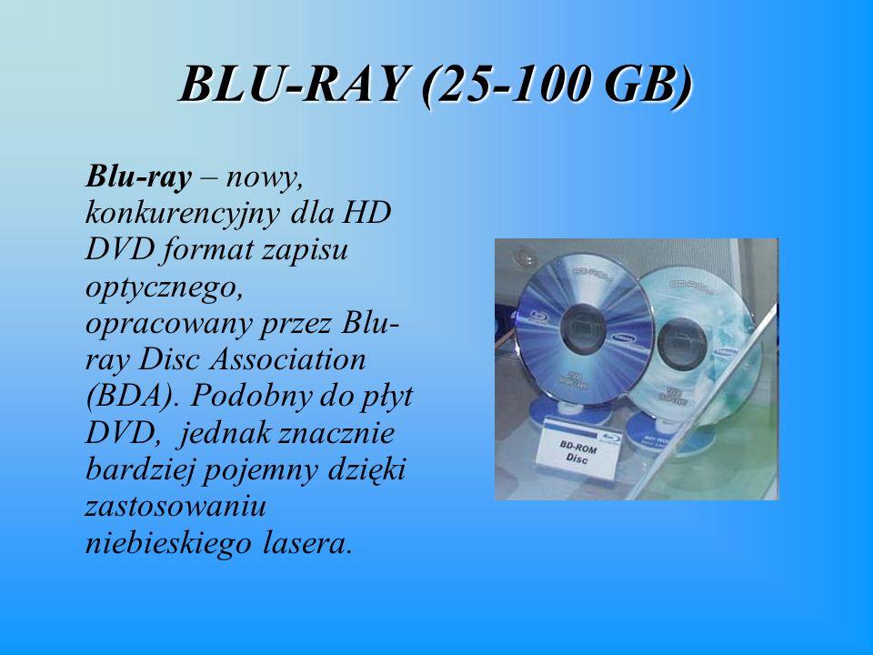BLU-RAY (25-100 GB)