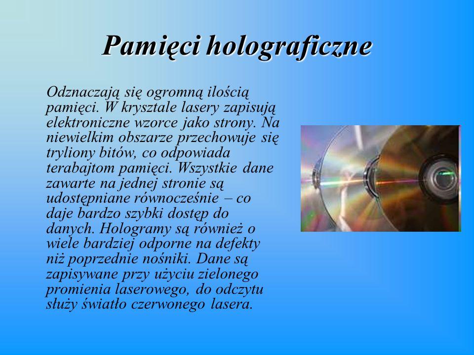 Pamięci holograficzne