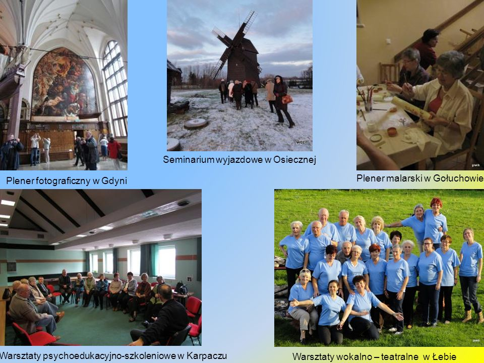 Seminarium wyjazdowe w Osiecznej