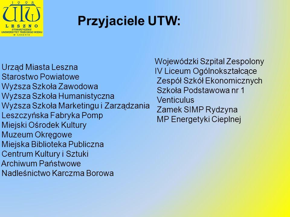 Wojewódzki Szpital Zespolony IV Liceum Ogólnokształcące