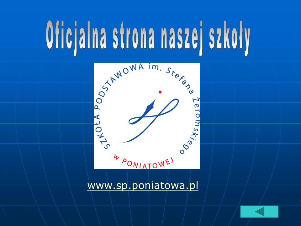 Oficjalna strona naszej szkoły