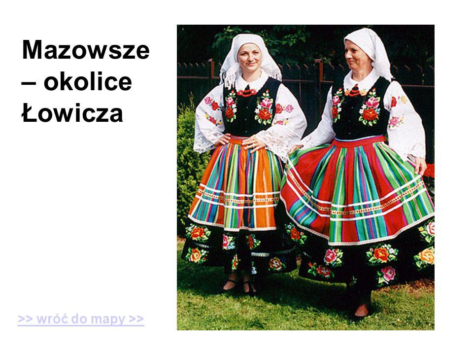 Mazowsze – okolice Łowicza