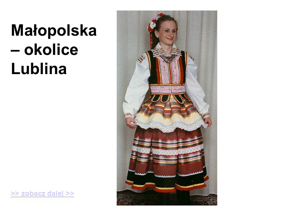 Małopolska – okolice Lublina