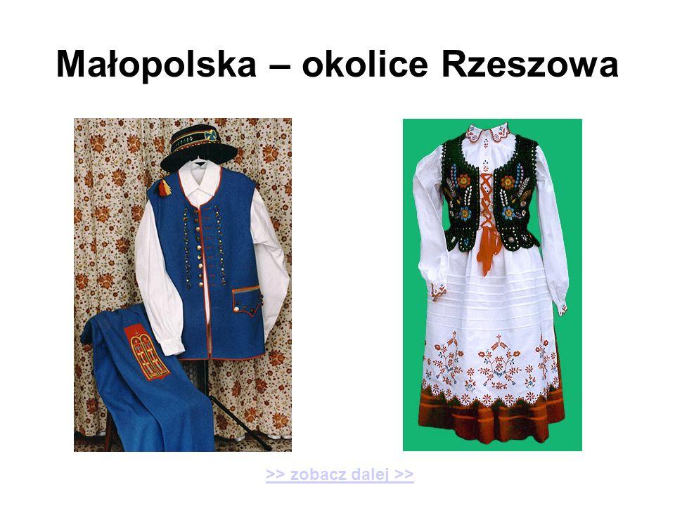 Małopolska – okolice Rzeszowa