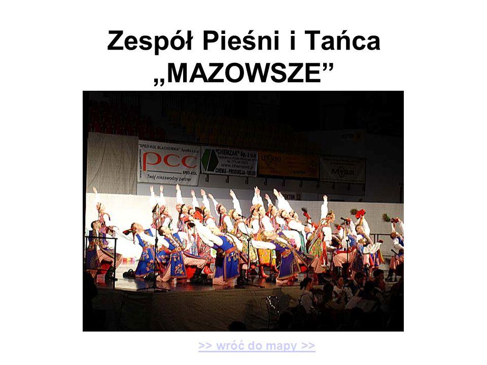 """Zespół Pieśni i Tańca """"MAZOWSZE"""