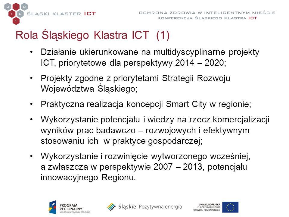 Rola Śląskiego Klastra ICT (1)