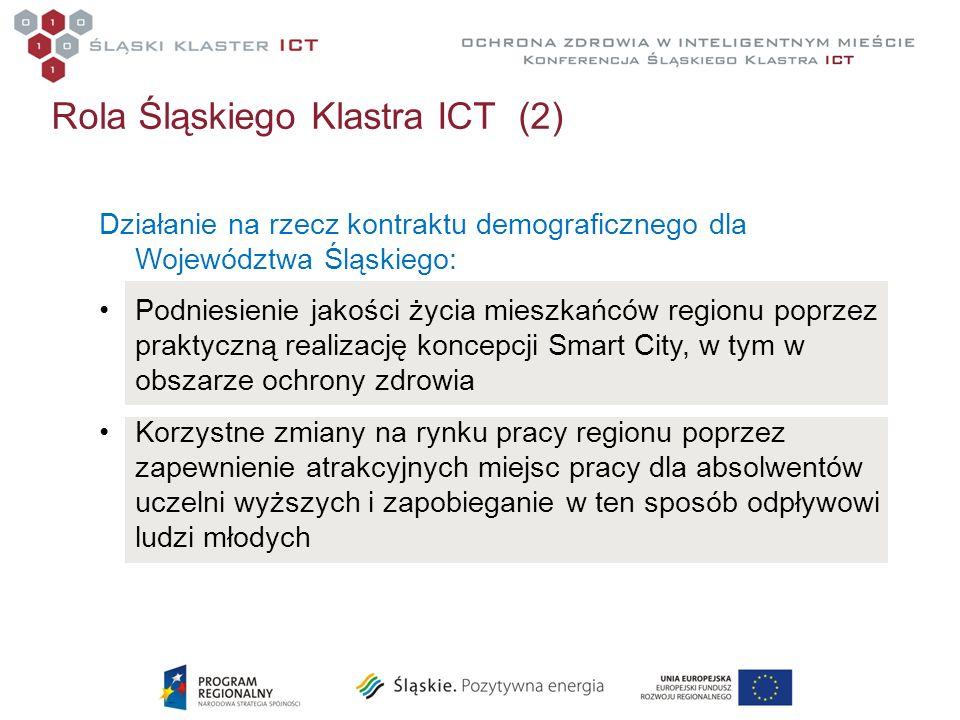 Rola Śląskiego Klastra ICT (2)