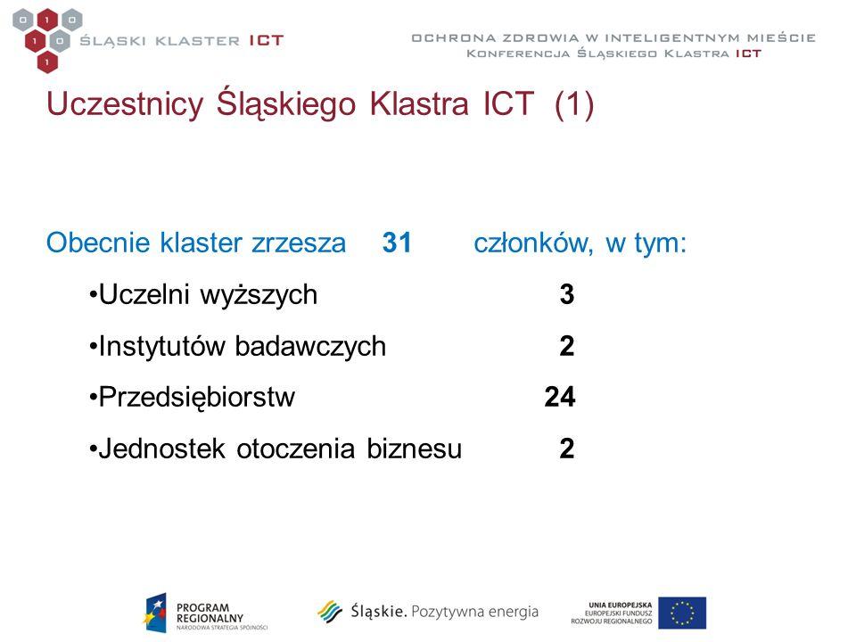 Uczestnicy Śląskiego Klastra ICT (1)