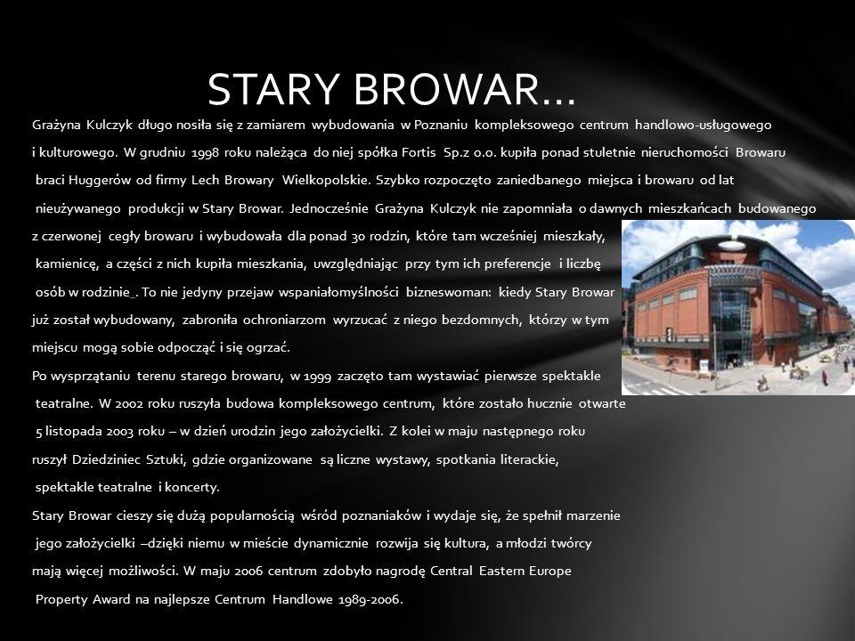 STARY BROWAR…