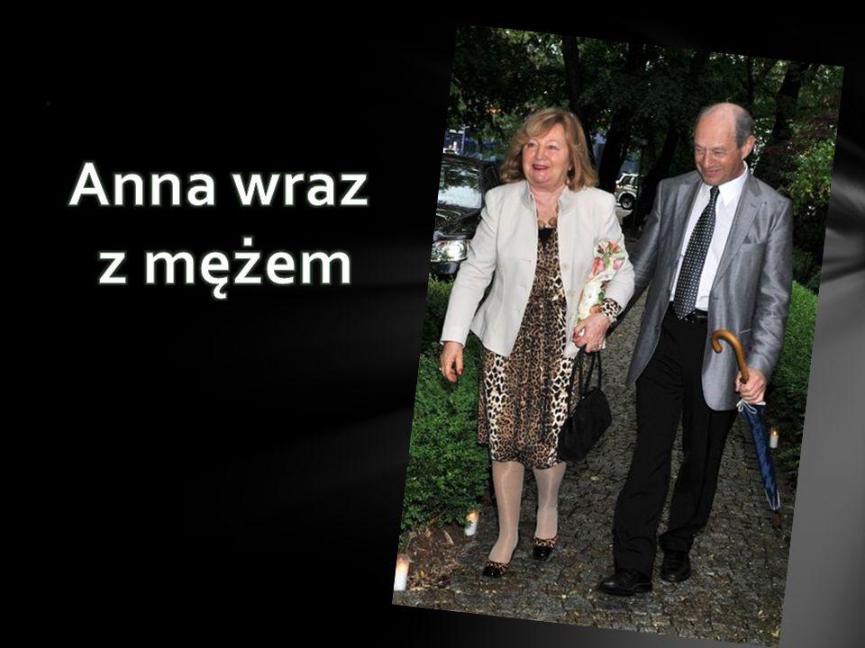. Anna wraz z mężem