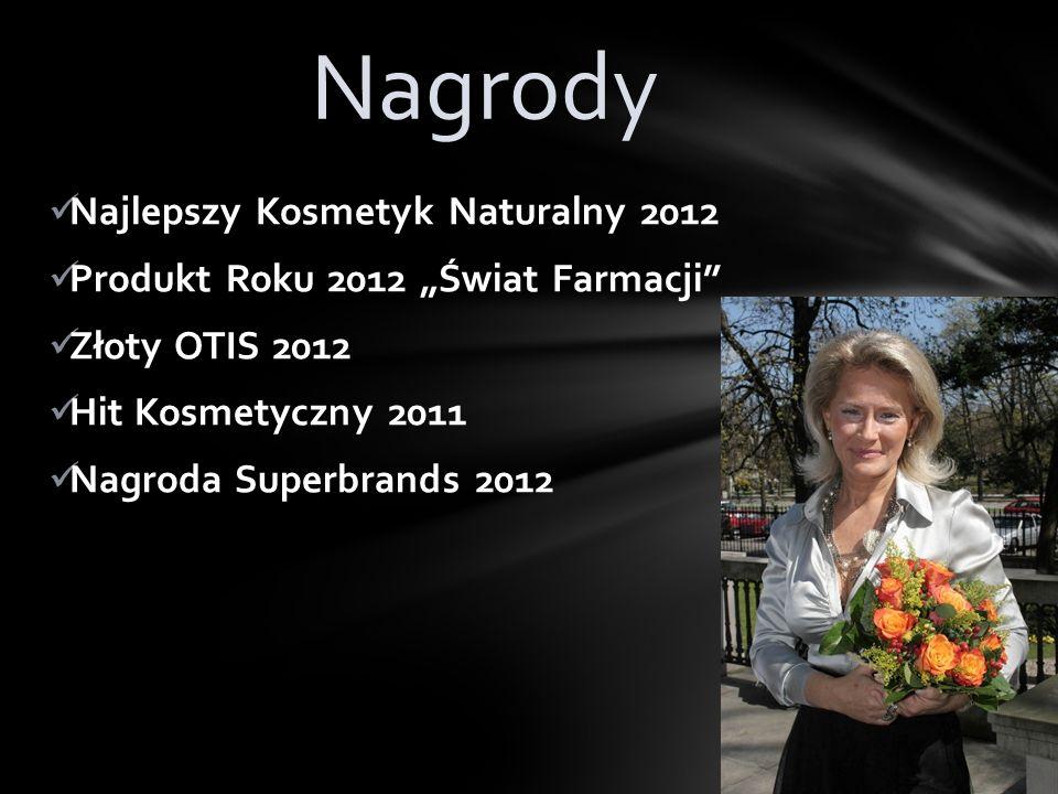 Nagrody Najlepszy Kosmetyk Naturalny 2012
