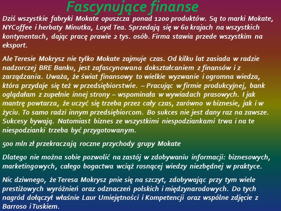 Fascynujące finanse