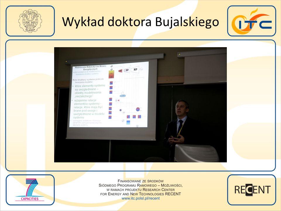Wykład doktora Bujalskiego