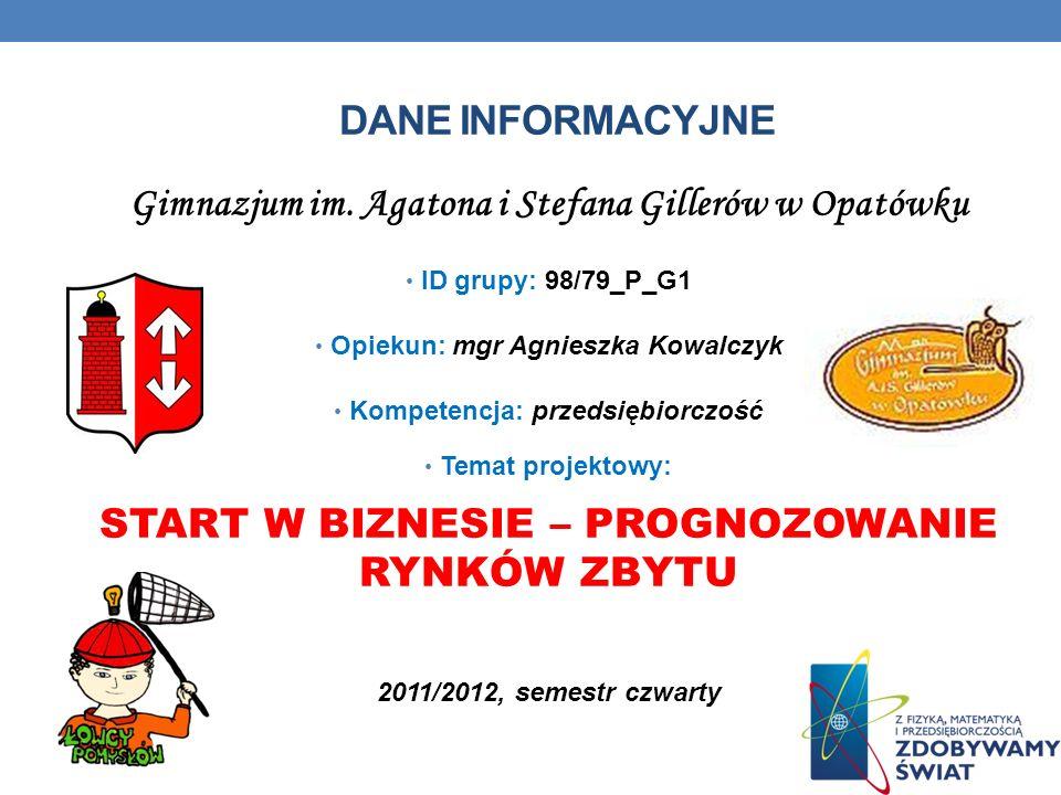 Gimnazjum im. Agatona i Stefana Gillerów w Opatówku