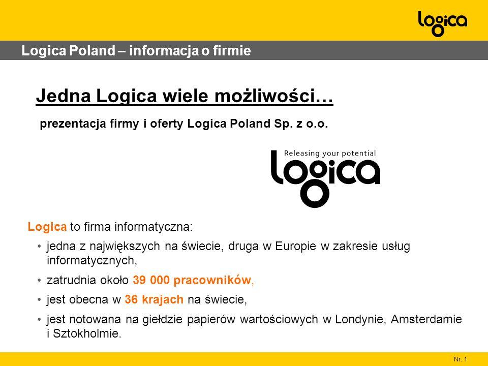 Logica Poland – informacja o firmie