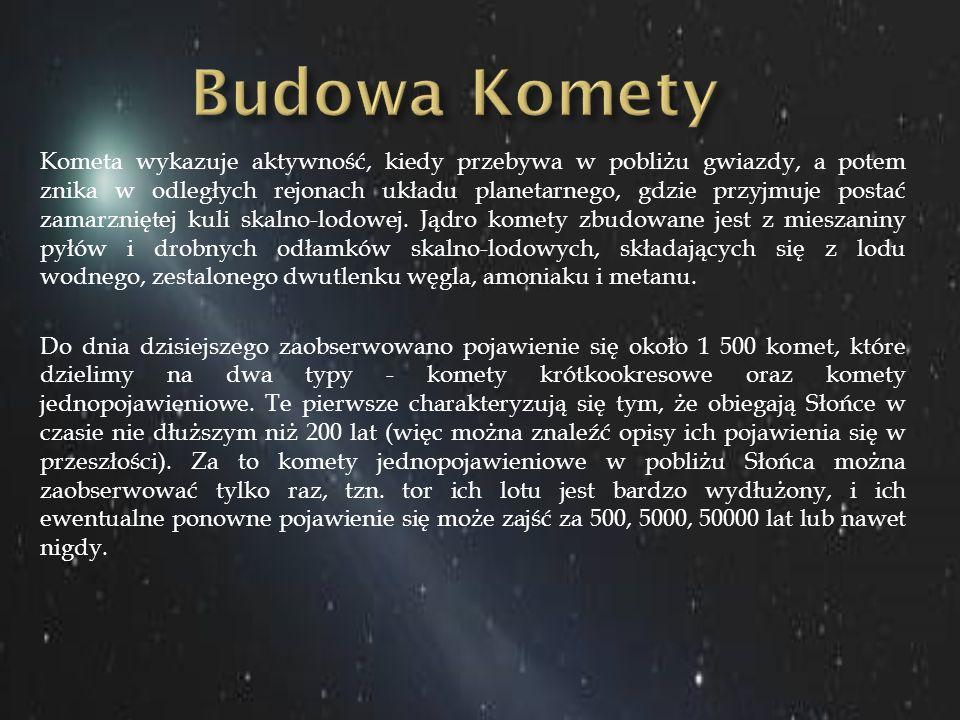 Budowa Komety