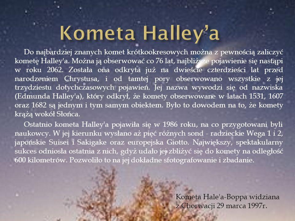 Kometa Halley'a