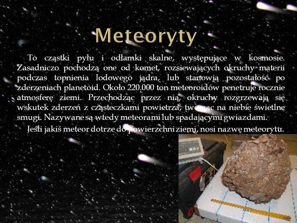 Meteoryty